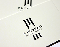 Whitehall Property Services business cards