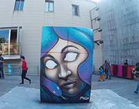 ARTESCAPE / Centre d'Arts Santa Mònica
