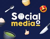 Social Media 4   IKK FOODS KSA