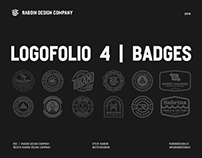 RDC Logofolio 4 | Badges