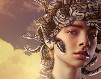 Medusa - compositing