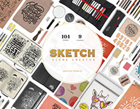 Sketch Scene Creator Bundle