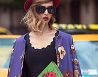 Street Style with Agnesa Vuthaj