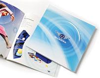 Quadra Brochure Design