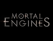 Mortal Engines 2018- Alternative Movie Poster