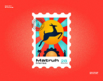 Egypt Cities Postage Stamps +100 Free illustrations