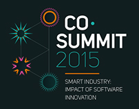 Co-summit 2015 ― event branding