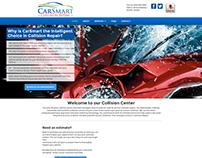 CarSmart Web design
