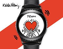 MR TIME x Keith Haring