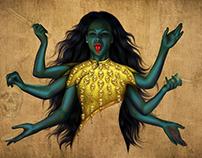 Tretchikoff Kali
