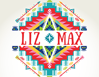 Liz & Max : Wedding Event Graphics