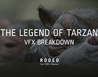 The Legend of Tarzan - Rodeo FX VFX Breakdown