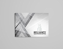Reliance Brochure Design