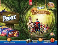 Prince Adventures Magazine