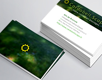 Cardabell Scape - Visual identity