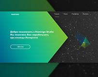 Design of Web Studio