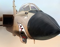 """""""Job Done"""" Tornado aircraft"""