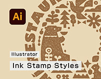 Ink Stamp Styles