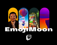 Emojimoon — Bringing design to Twitch