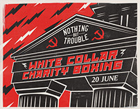 Russian Revolution: Blue Collar Charity Boxing