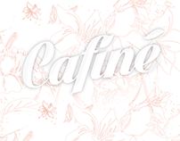 Cafiné coffee packaging