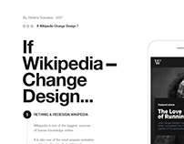 Wikipedia - Function With Interactive - Design