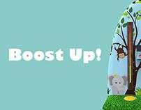 Boost Up | HCI | UI/UX