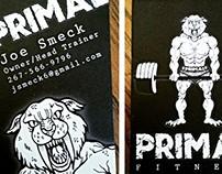 Freelance: Primal Fitness