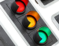 """TRAFFIC LIGHTS"" // 3D // CGI"