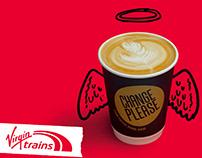 David Sykes 'Virgin Trains'