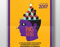 Big Ideas Bootcamp Poster