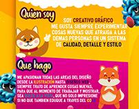 Curriculum Crehana Isaias Creativo 2020-2021
