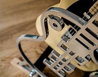Standby Guitars - Website Design