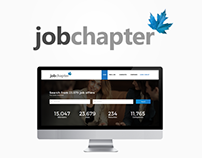 Job Chapter (Logo & WP site)
