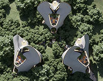 Exosteel Mother Nature by MASK Architects