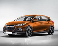 Chevrolet Grand Onix Activ 2020