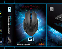 Packaging-Gaming Mouse