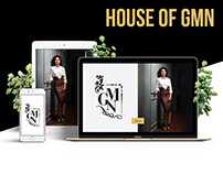 House of GMN - Website Design & Development