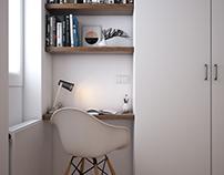 Minimal Corner