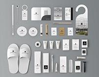Anhor Palace - Identity Design