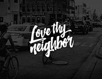 2017 Justice Conference Theme 'Love Thy Neighbor'