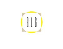 """LOGO """"BLG"""""""