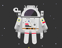 Android Tips Space Panorama {gif}