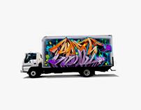Graffiti Art, Alias1- Autodesk