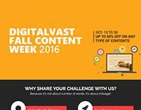 Content Writing Service -  DigitalVast