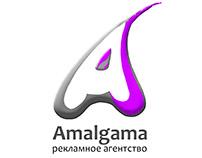 Logotype «Амальгама»
