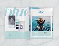 """""""blue boutiqe"""" concept"""