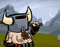 App: Fat Viking Smash
