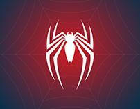 Spider-Man PS4 Logo