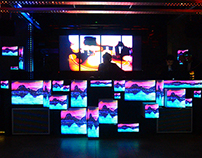 CLUB PROJECTION MAPPING